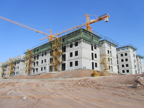 Parand New City 4320 Residential Units Housing Project
