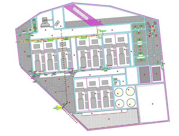 Civil Works& Steel Structures Water Desalination Bandar Abbas