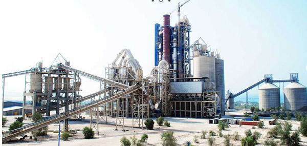 Civil Works & Steel Structures of 6000 T.P.D  Kangan Cement Plan